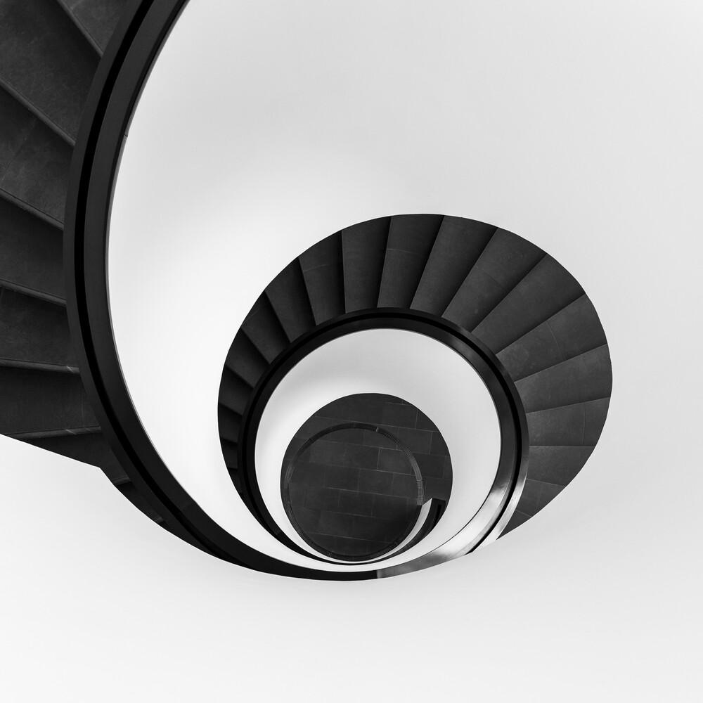 Spirale #2 - fotokunst von Martin Schmidt