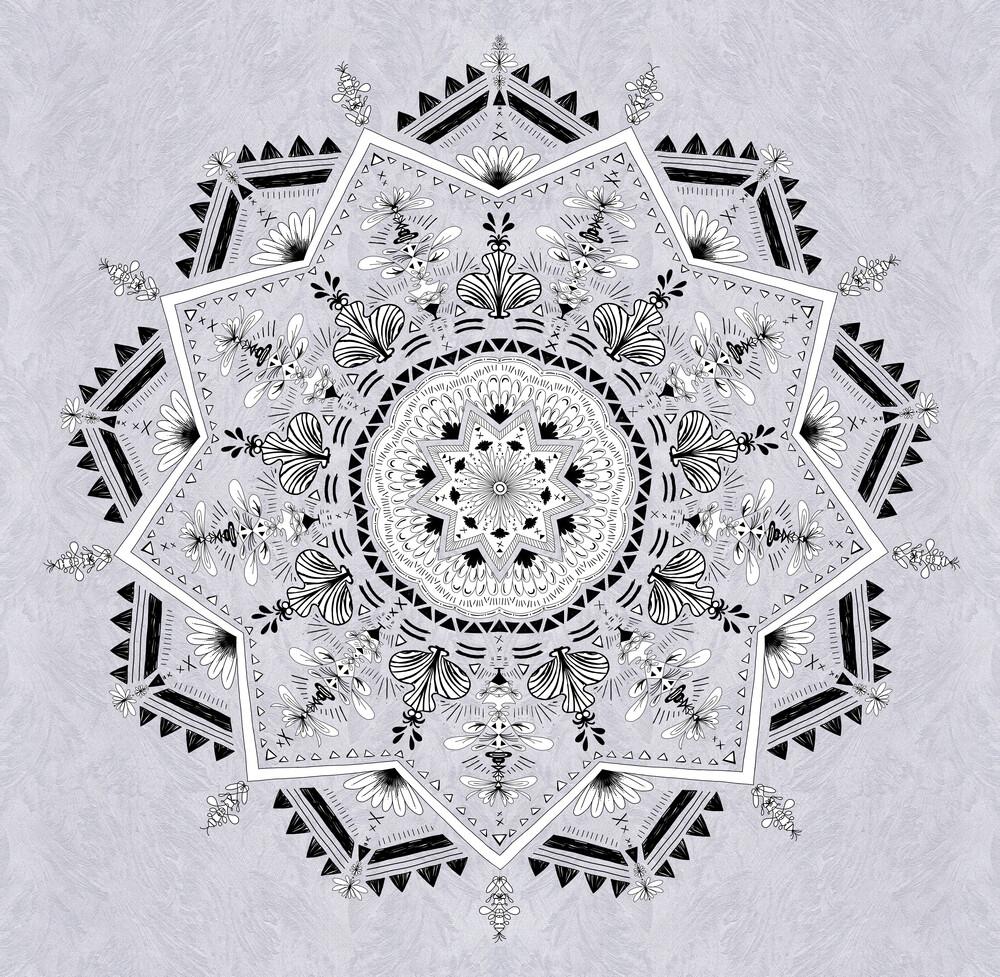 Star Mandala - Fineart photography by Bianca Green