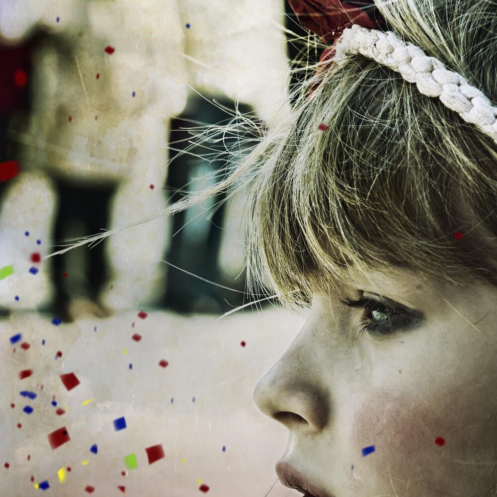 princess - fotokunst von Ambra