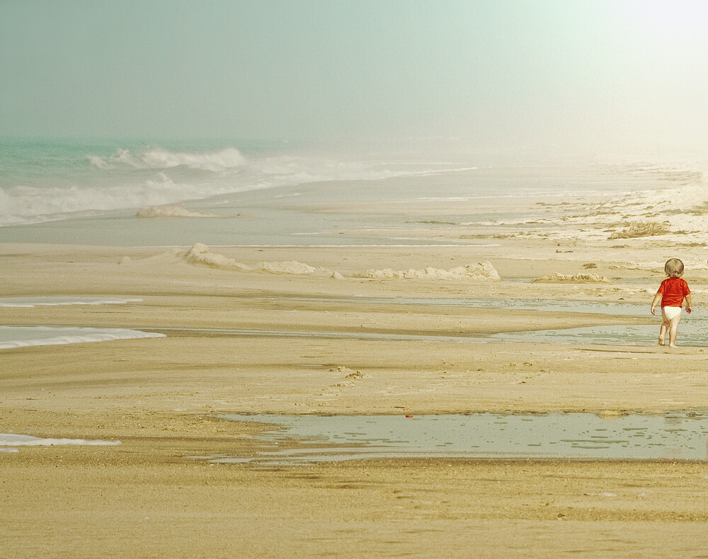 Beach - Fineart photography by Ambra