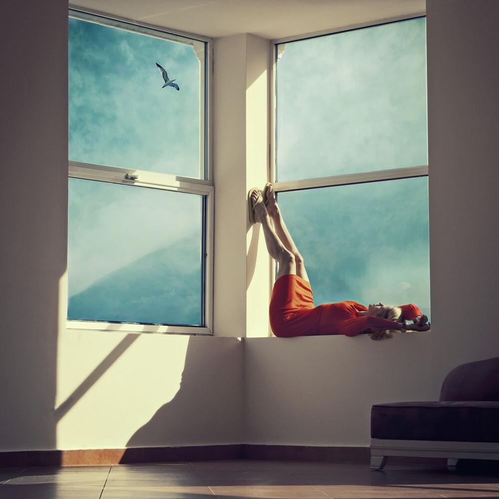 room with a view - fotokunst von Ambra