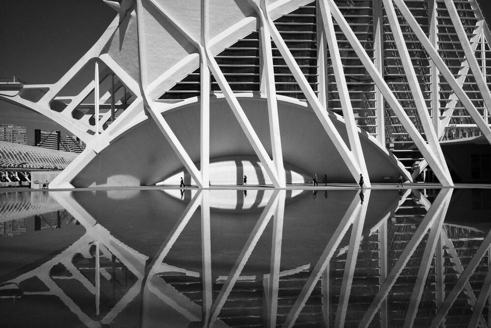 symmetry - fotokunst von Simon Bode