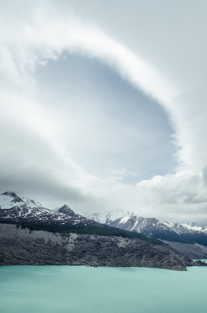 Patagonia - Clouds - Fineart photography by Marco Entchev