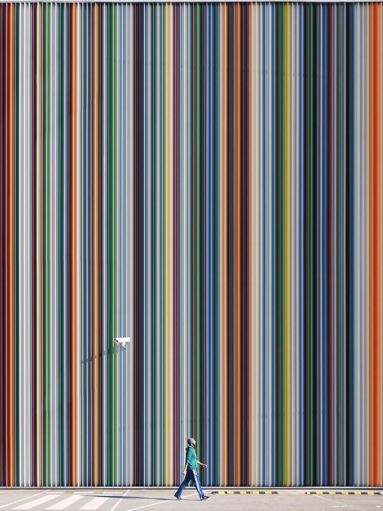 Bar-co(lor)de - Fineart photography by Roc Isern