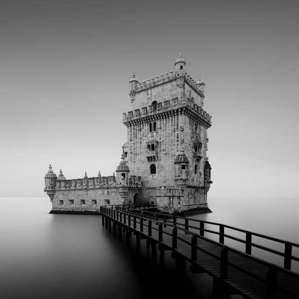 TORRE DE BELÉM - LISBON - fotokunst von Christian Janik