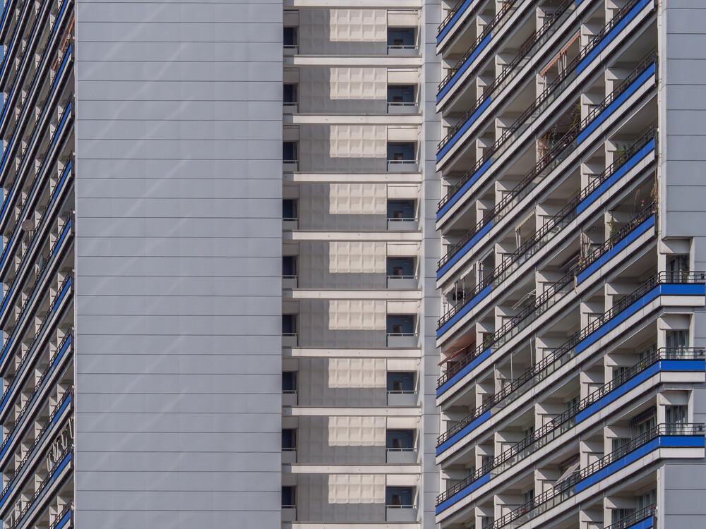 Strukturen - fotokunst von Klaus Lenzen