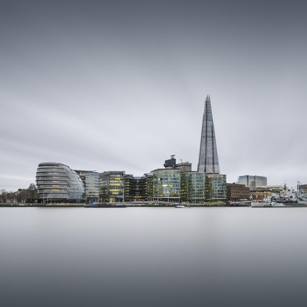 Skyline Study - London - Fineart photography by Ronny Behnert