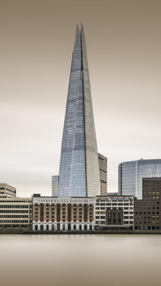 The Shard - London - Fineart photography by Ronny Behnert
