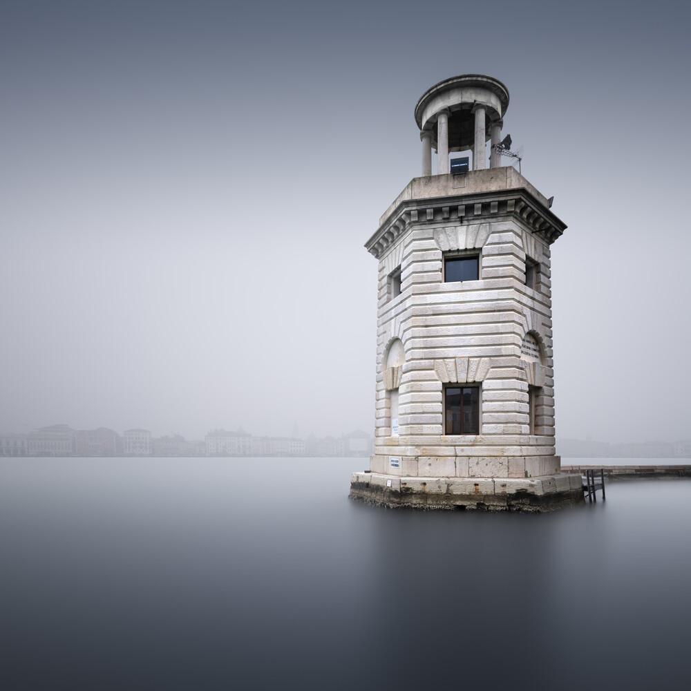 Faro San Giorgio Maggiore - Venedig - fotokunst von Ronny Behnert
