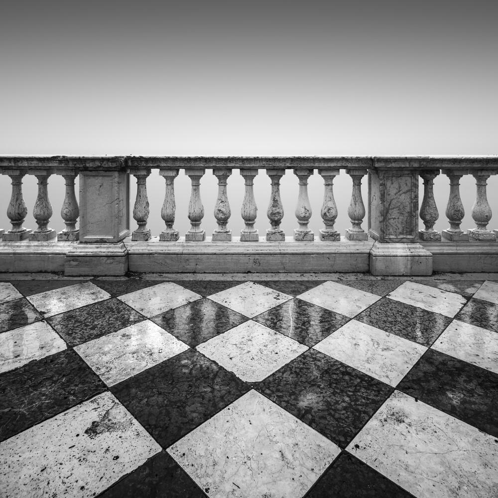 Terrazzo - Venedig - fotokunst von Ronny Behnert