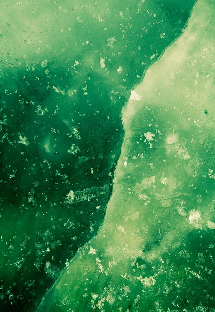 Ice Art #140 - fotokunst von Sebastian Worm