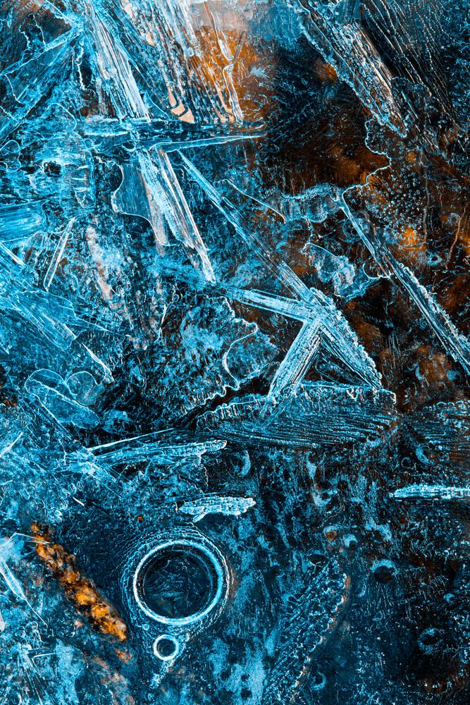 Ice Art XXV - fotokunst von Sebastian Worm