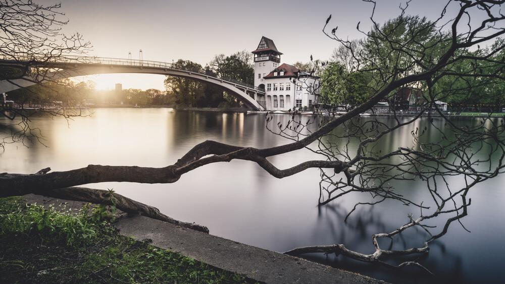 Insel der Jugend in Berlin - fotokunst von Ronny Behnert