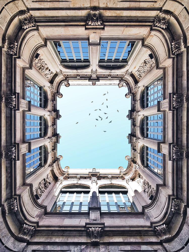 Baroque frame - fotokunst von Roc Isern