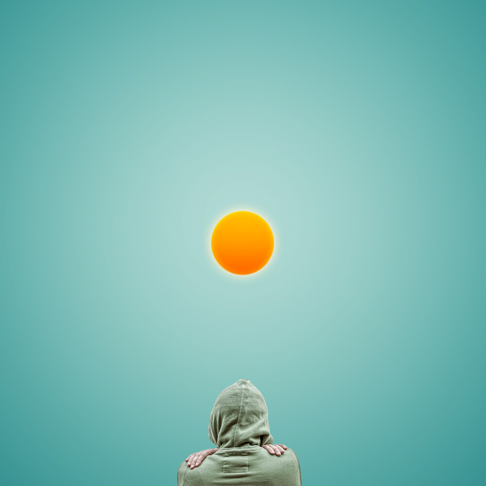 Uovo o Sole? - Fineart photography by Caterina Theoharidou