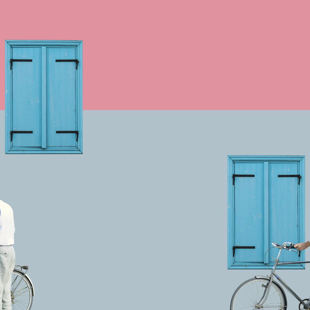 Half and Half - fotokunst von Caterina Theoharidou