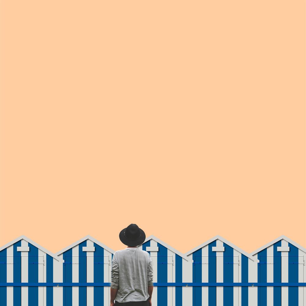 End My Summer - fotokunst von Caterina Theoharidou