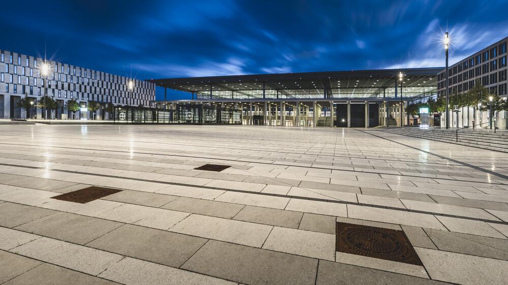 Flughafen BER Schönefeld - Fineart photography by Ronny Behnert