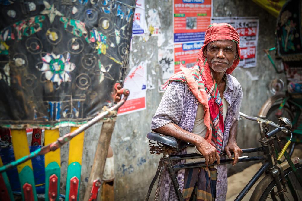 Chittagong - fotokunst von Miro May