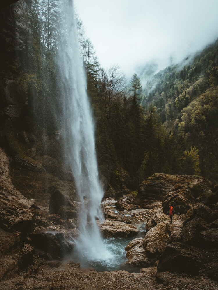 CHASING WATERFALLS. - Fineart photography by Philipp Heigel