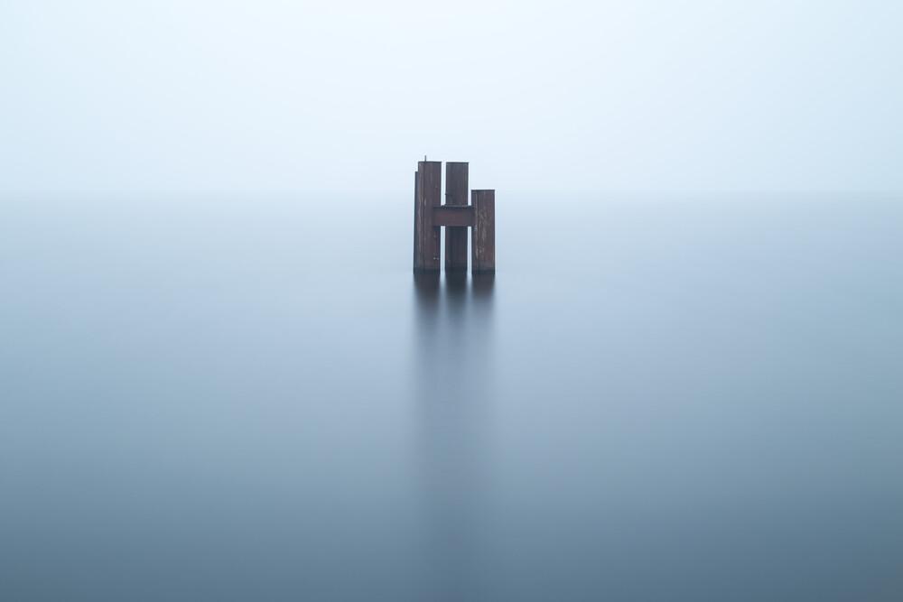 Foggy Day - fotokunst von Holger Nimtz