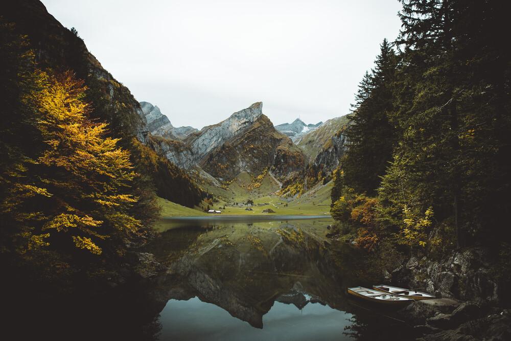 REFLECTION - PERFECTION. - fotokunst von Philipp Heigel