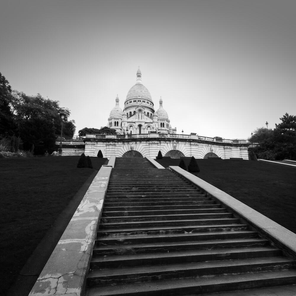SACRE COEUR - PARIS - fotokunst von Christian Janik