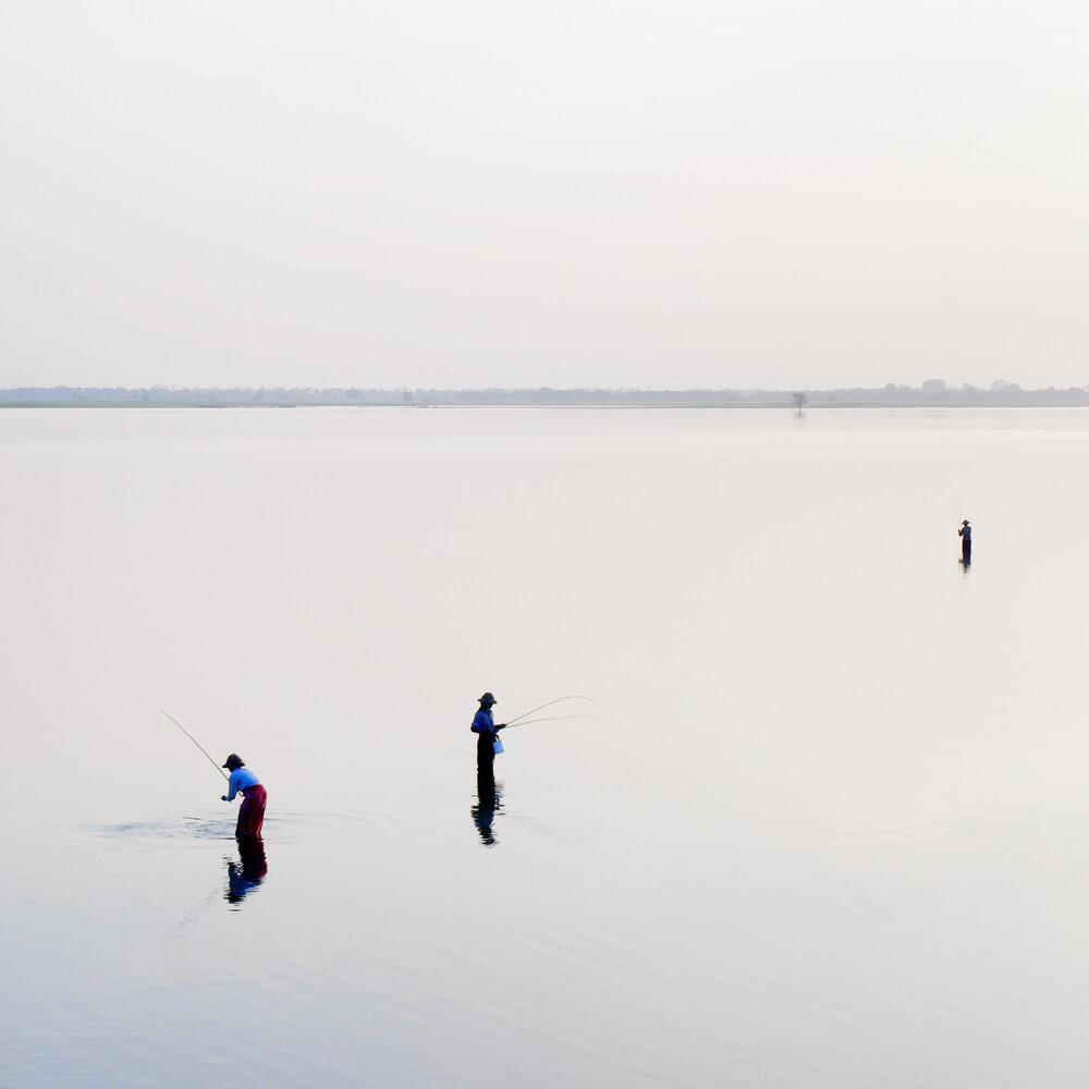 Inle Lake - Fineart photography by Nina Papiorek
