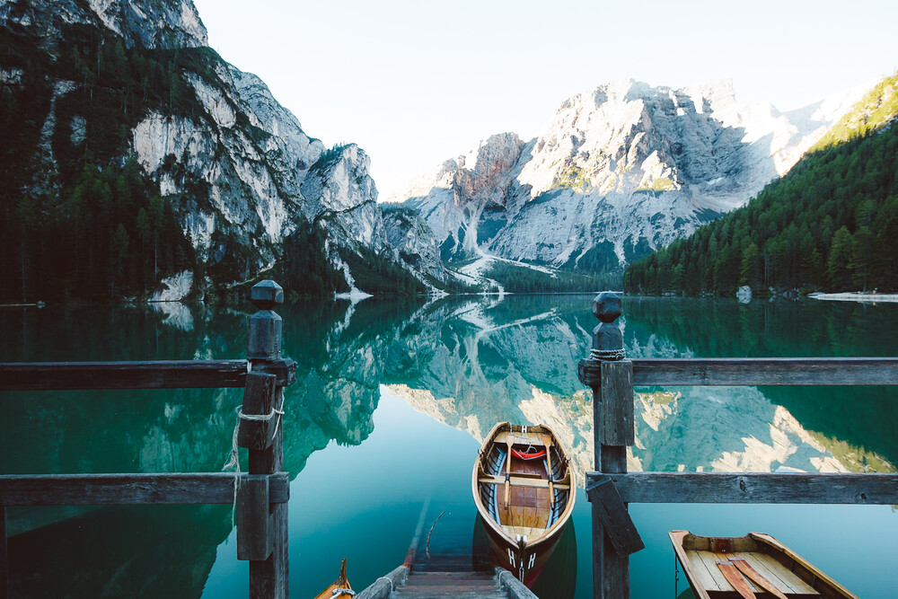 Raw Beauty of Lago - fotokunst von Asyraf Syamsul