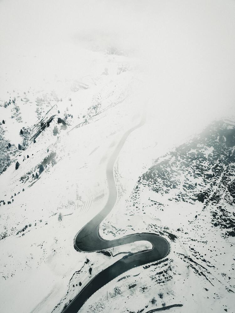 Sella Pass - Fineart photography by Silvio Bergamo
