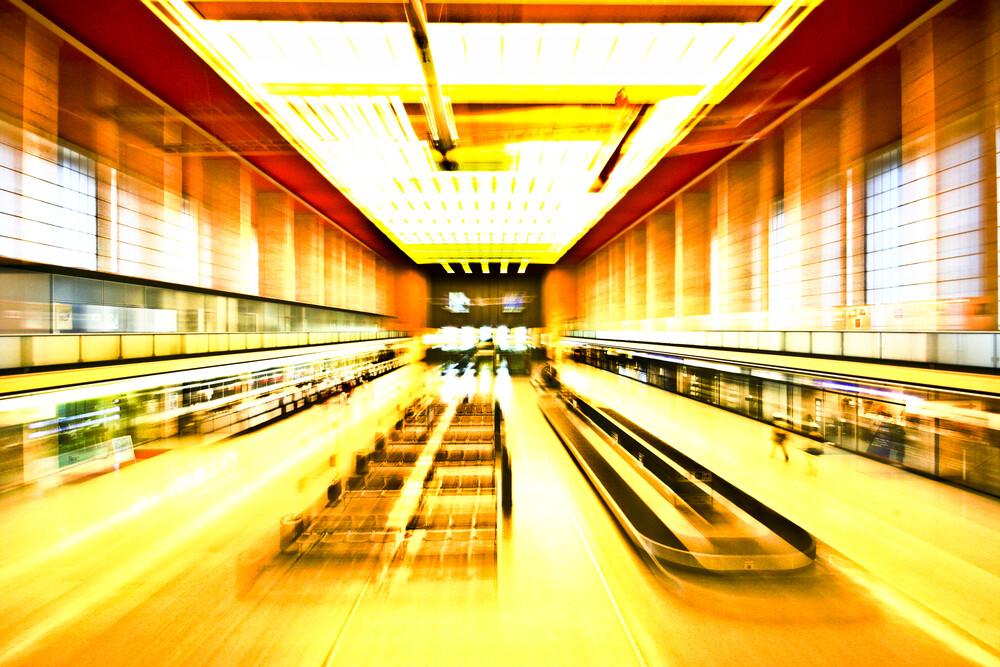 Tempelhof - fotokunst von Tim Bendixen