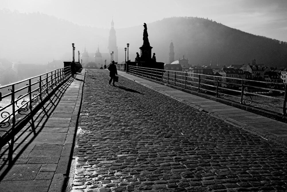 Stormy Monday Morning Blues - fotokunst von Patrick Stößer
