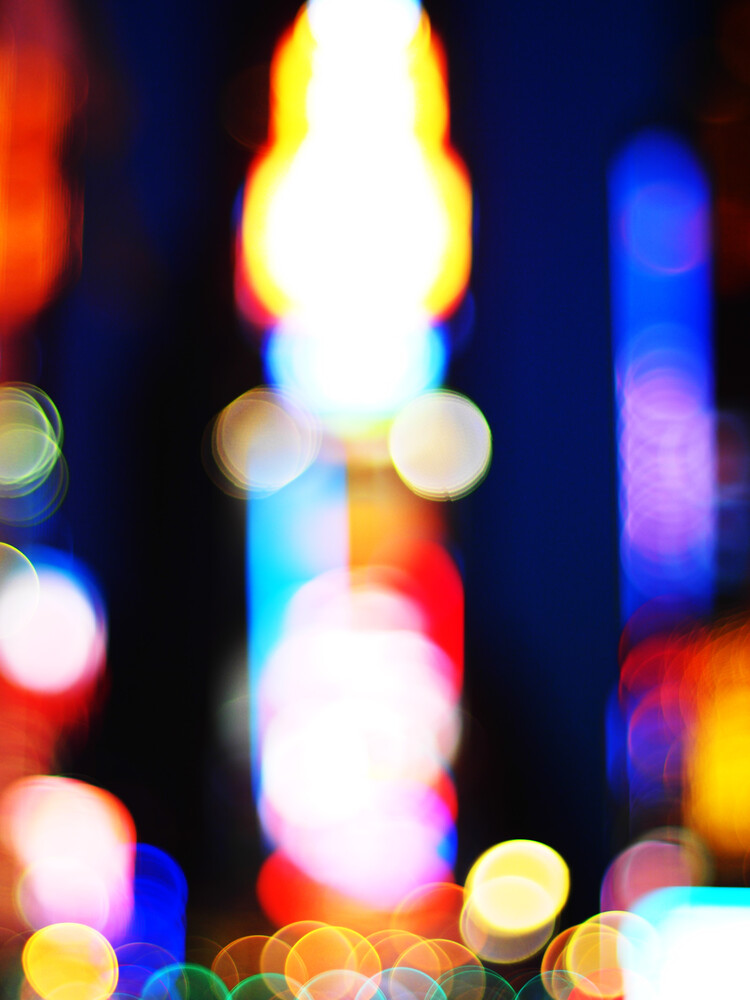 Times Square - Fineart photography by Kay Block