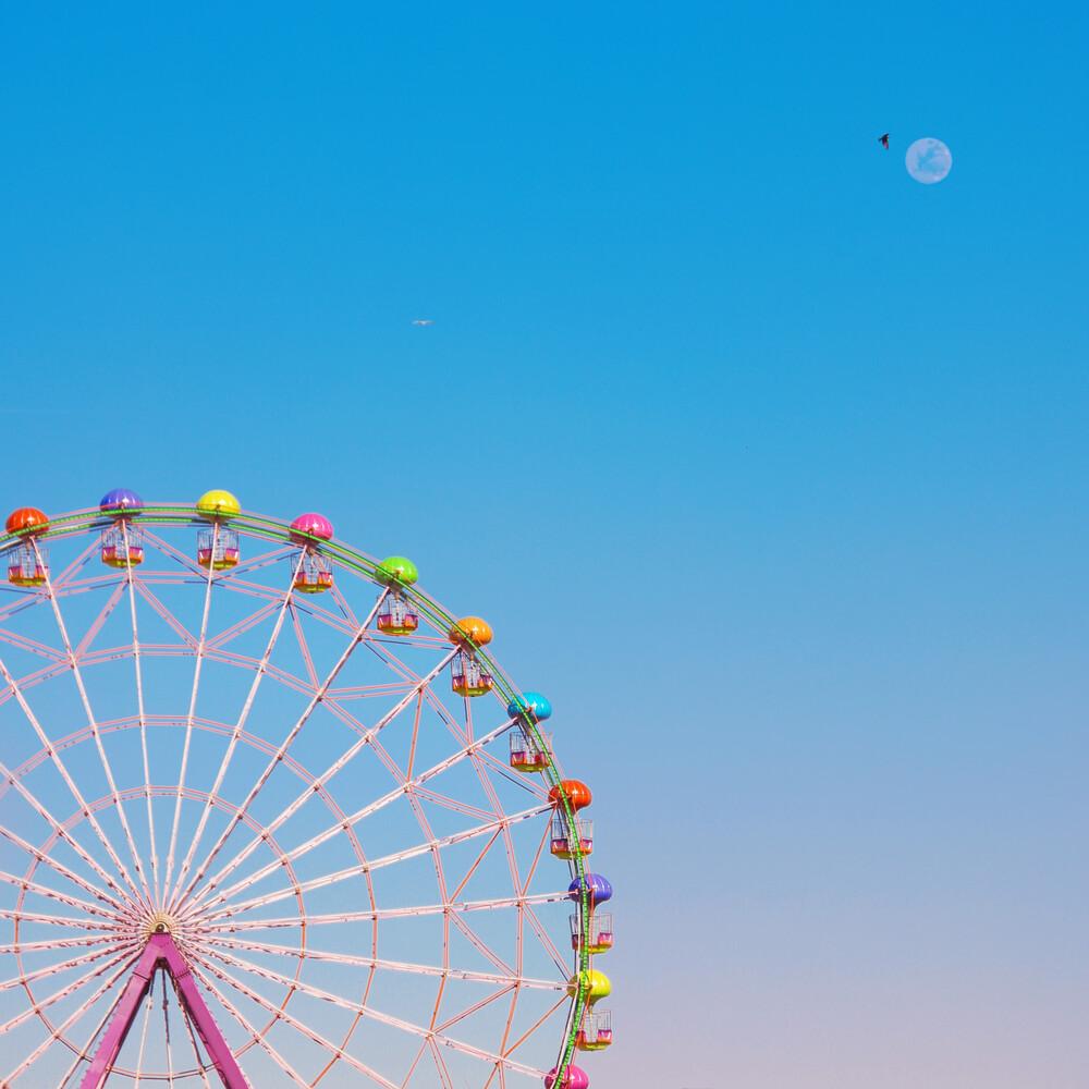 Mission To Moon - fotokunst von Yener Torun