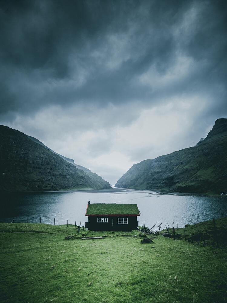 Meerblick - fotokunst von Dorian Baumann