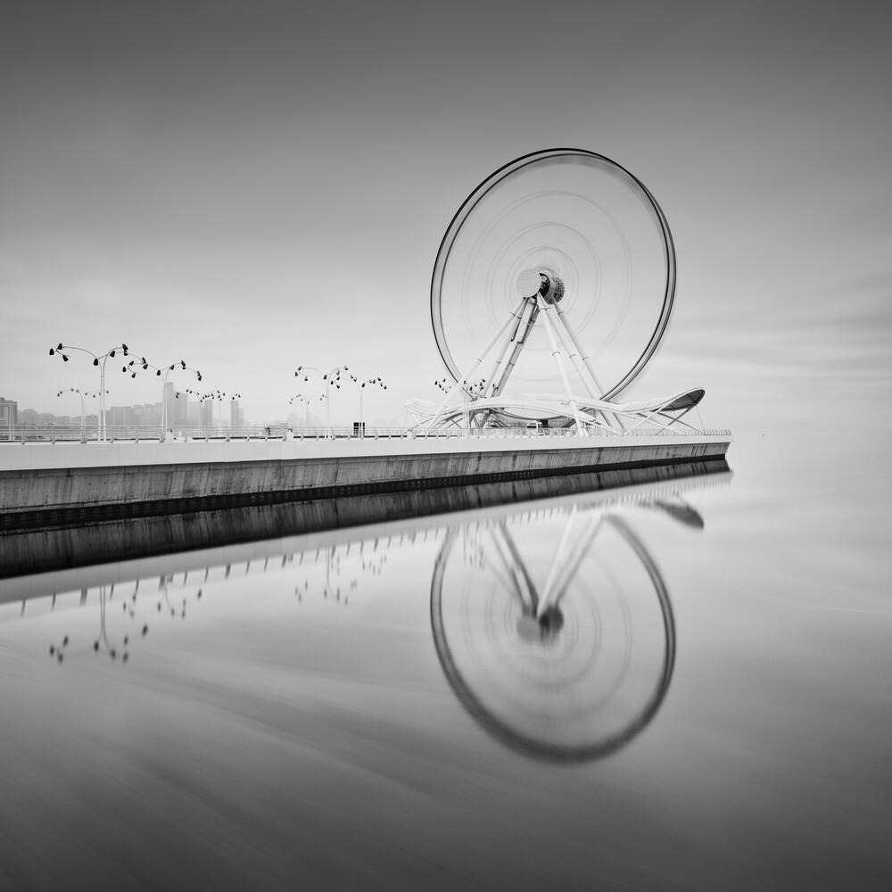 Baku Eye - fotokunst von Ronny Behnert