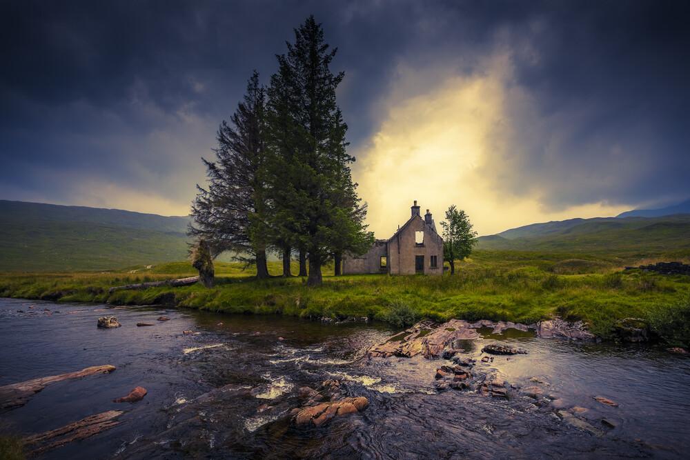 Highland Fairy Tale XVI - Fineart photography by Philip Gunkel