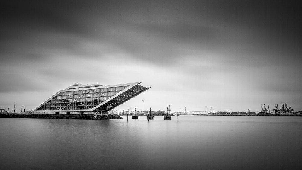 Dockland - fotokunst von Björn Witt