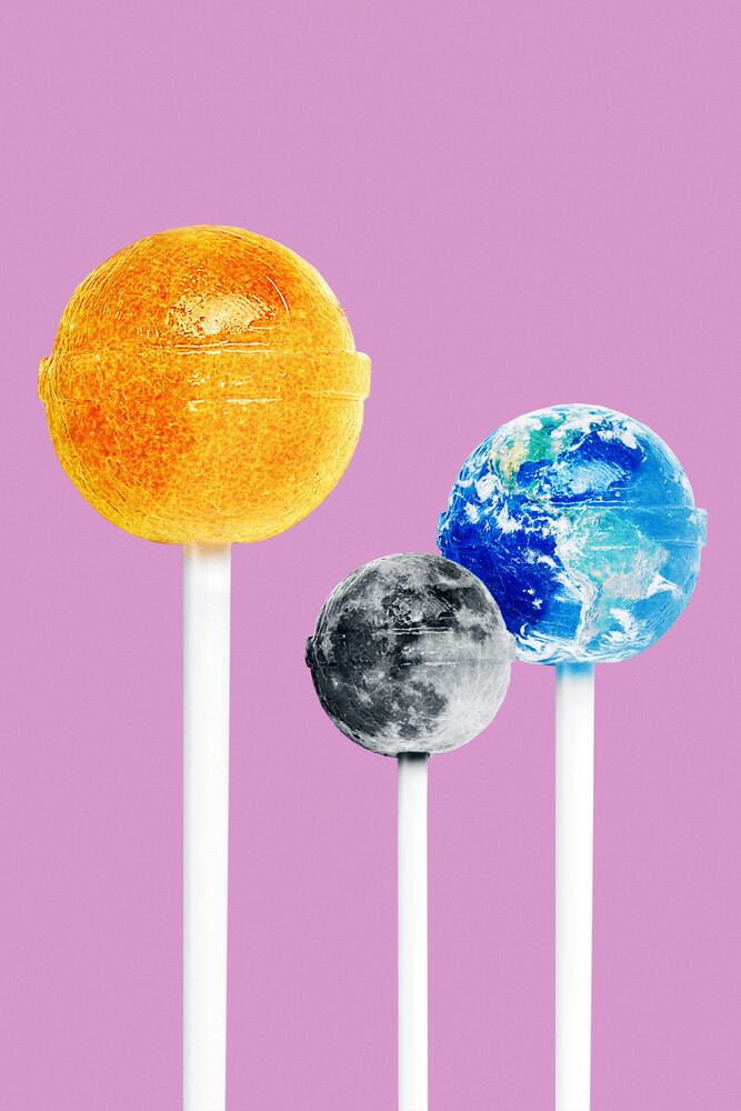 Lollipops - fotokunst von Jonas Loose