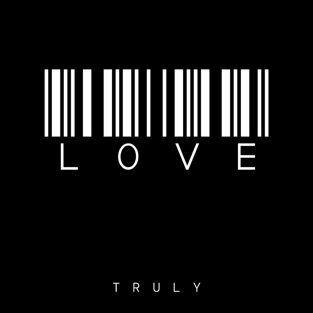 barcode love - fotokunst von Steffi Louis