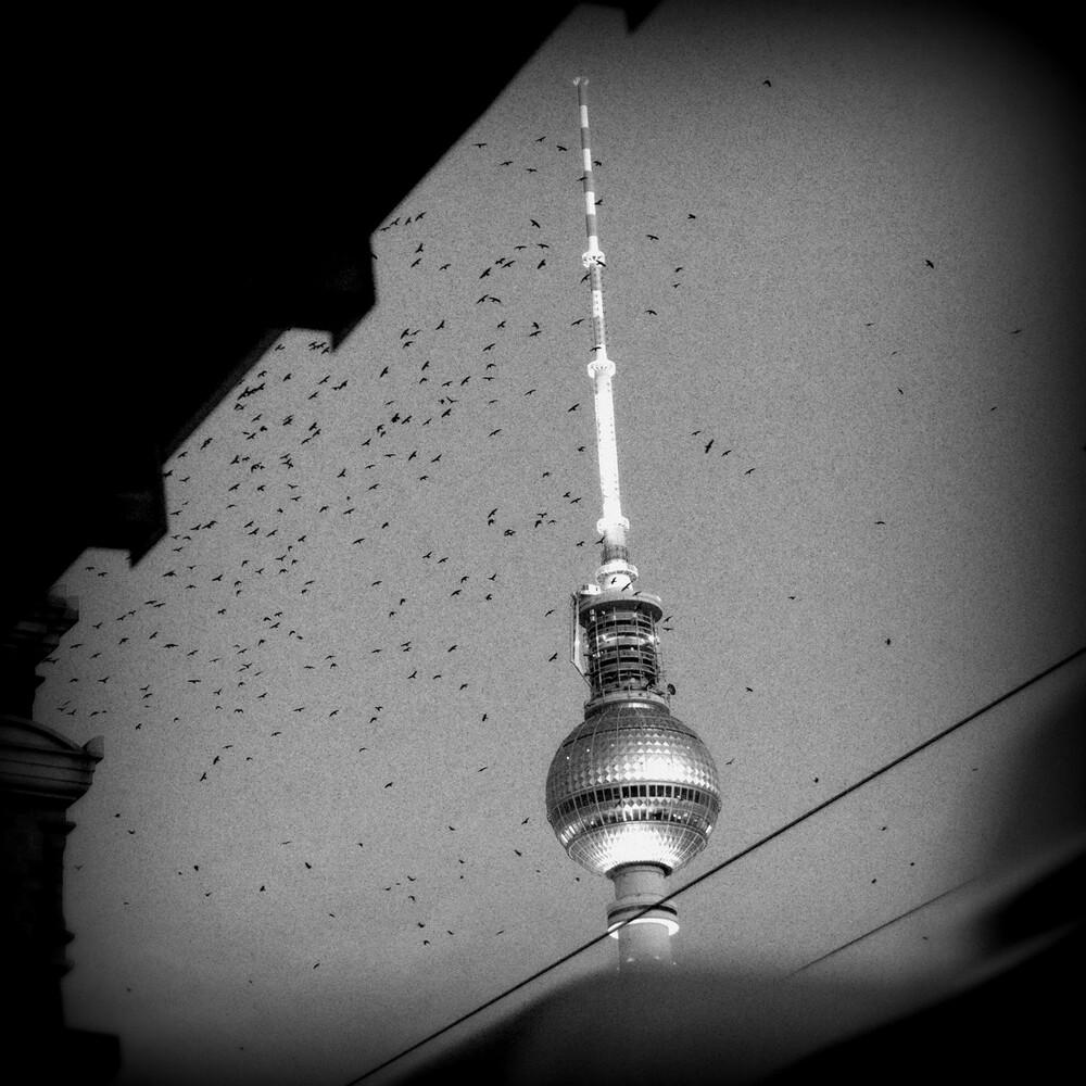 Bye Bye Berlin - fotokunst von Katharina Stöcker
