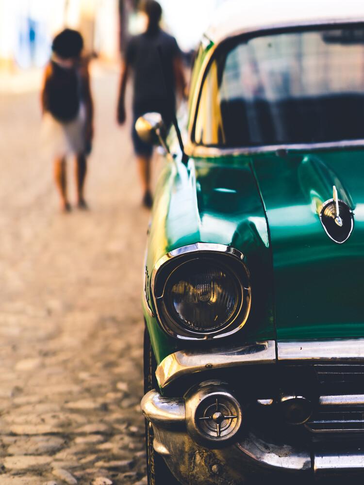 Depth of a car - fotokunst von Dimitri Luft