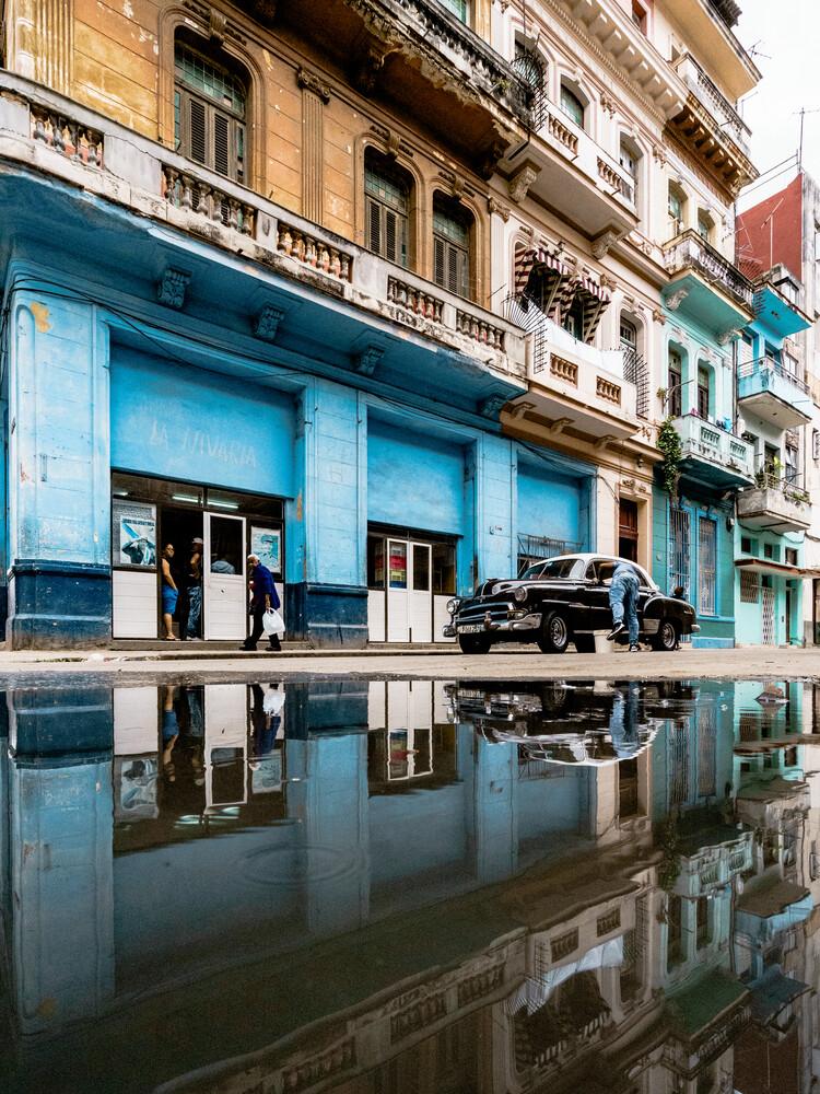Reflection of Cuba - fotokunst von Dimitri Luft