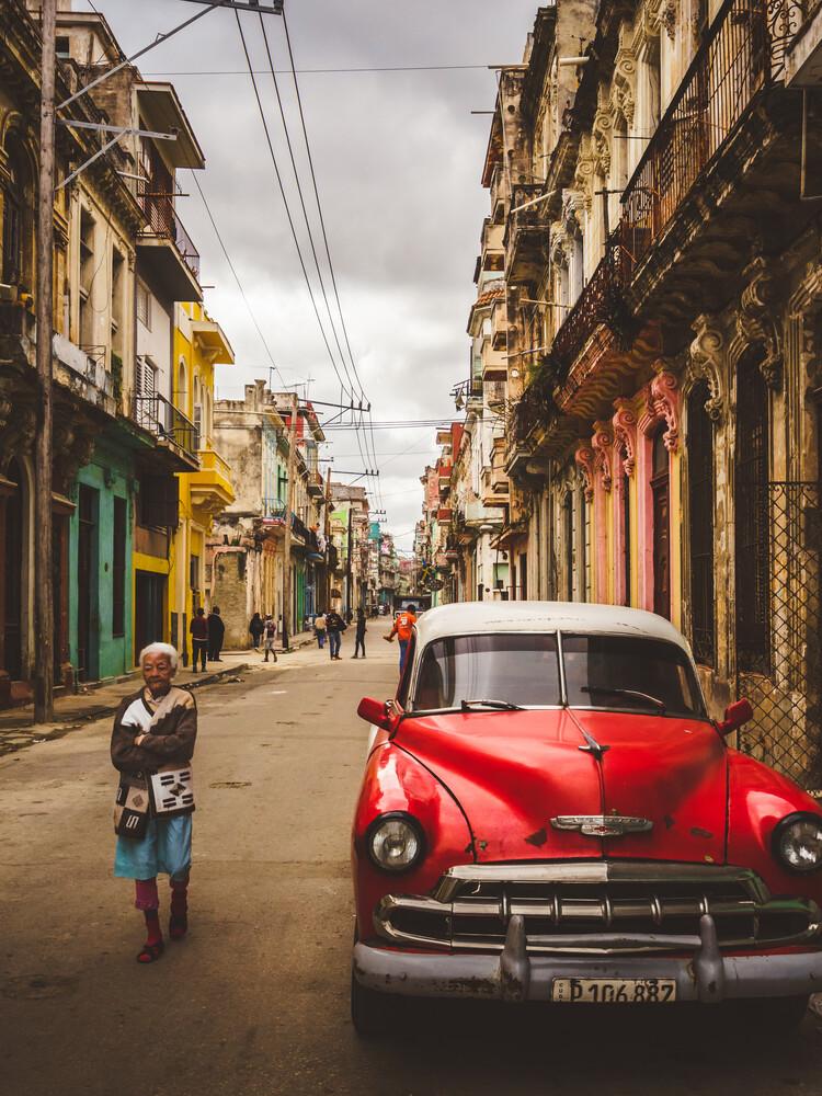 Old Habana - fotokunst von Dimitri Luft