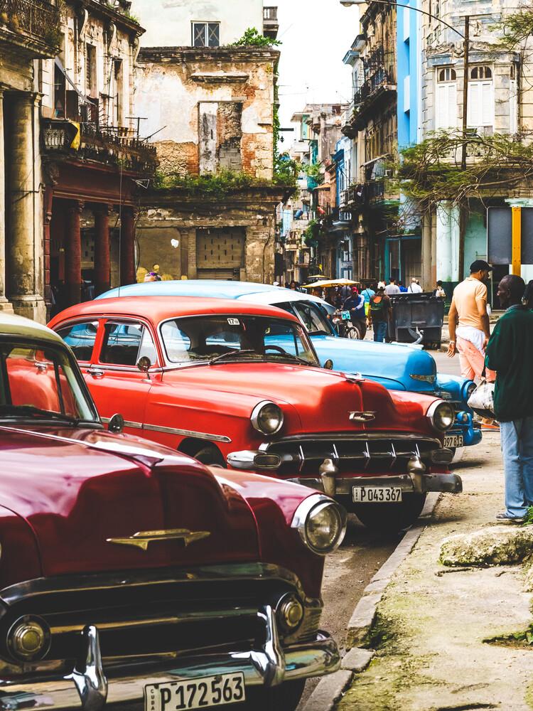 Colorful Havana - fotokunst von Dimitri Luft