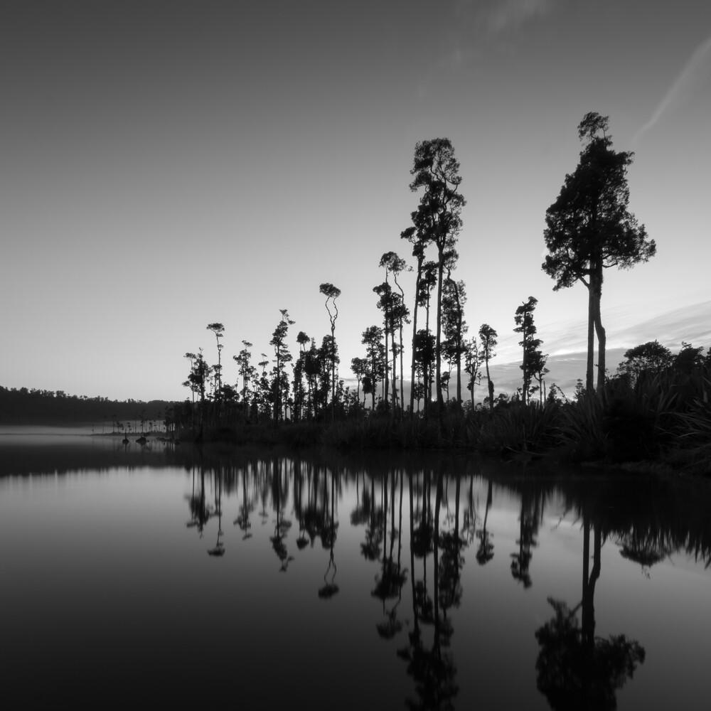 LAKE WAHAPO - fotokunst von Christian Janik