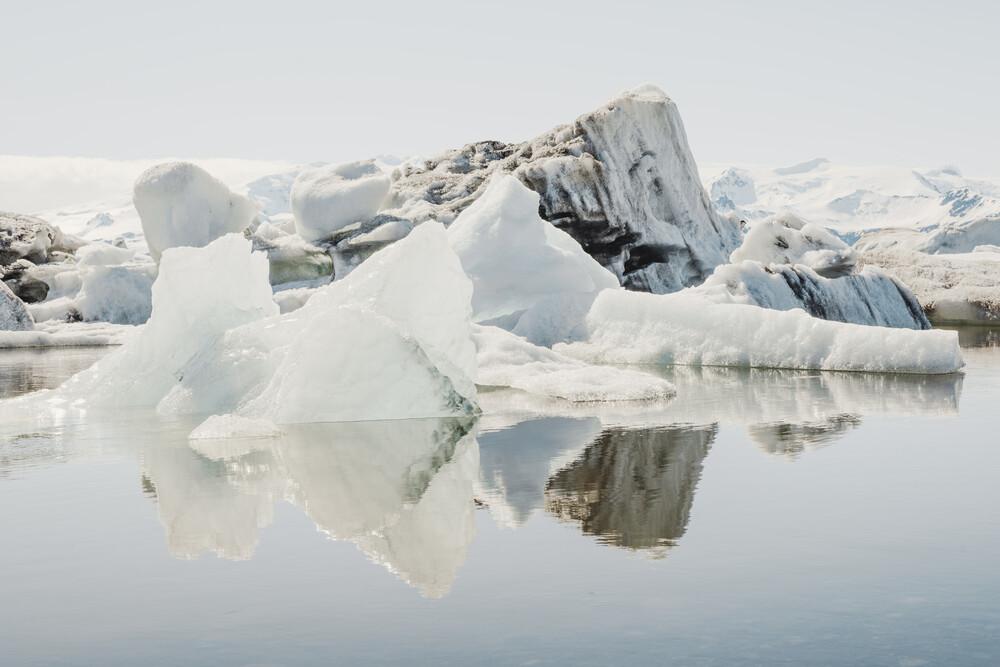 Jökulsarlon - fotokunst von Pascal Deckarm