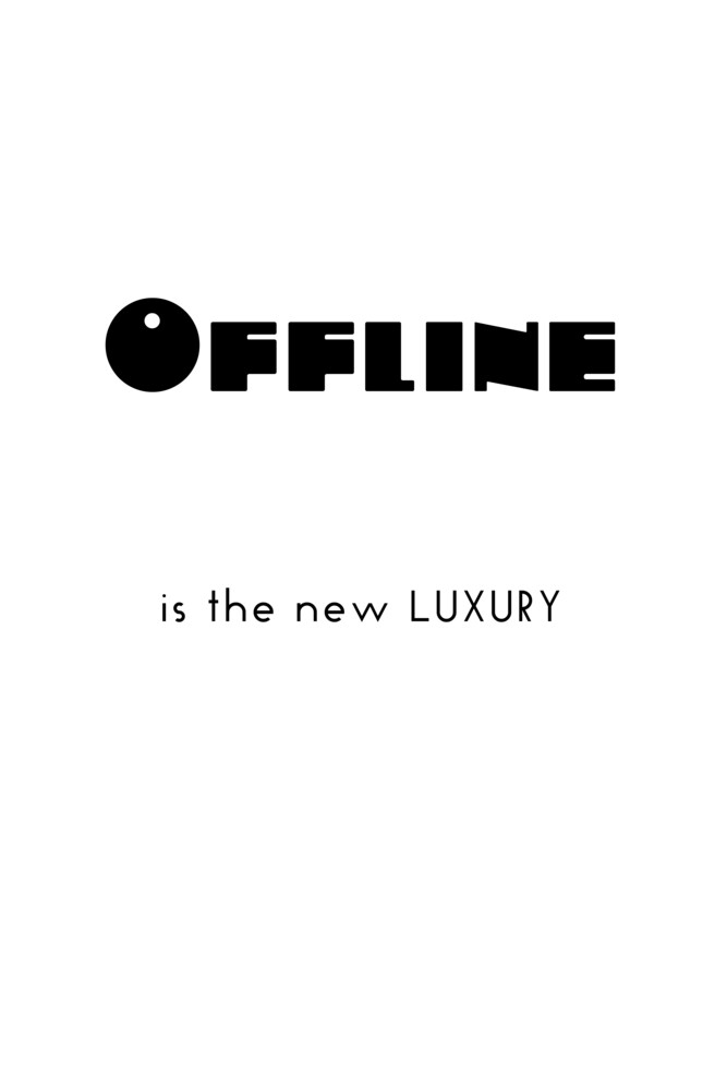 offline - fotokunst von Steffi Louis