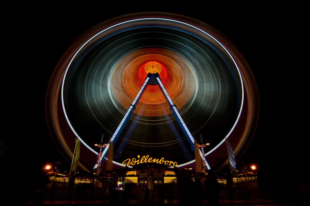 30 seconds #3 - fotokunst von Jochen Fischer