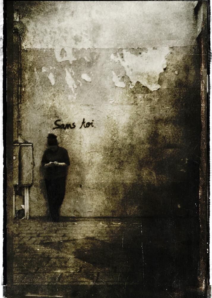 sans toi - fotokunst von Sophie Etchart